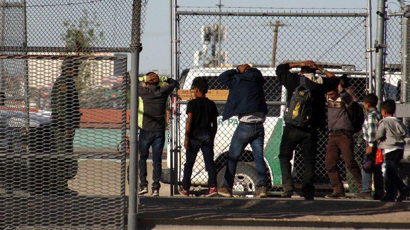 Migration: plus de 100'000 migrants interpellés à la frontière mexicaine
