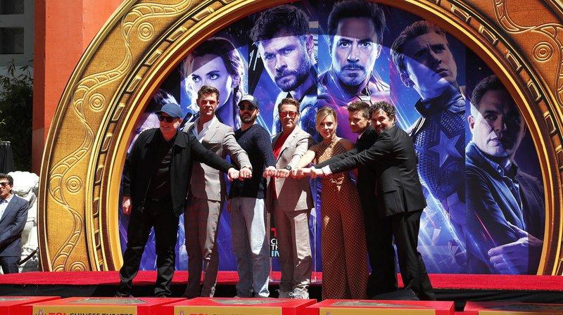 """Les super-héros d'""""Avengers: Endgame"""" se sont encore rapprochés du record des recettes mondiales détenu par """"Avatar""""."""