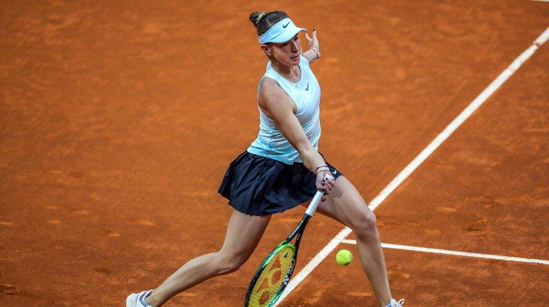 Tennis - WTA de Madrid: Belinda Bencic qualifiée pour les quarts à Madrid
