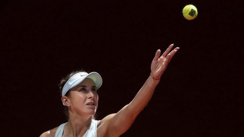 A la faveur de sa demi-finale, Belinda Bencic est désormais 15e à la WTA.