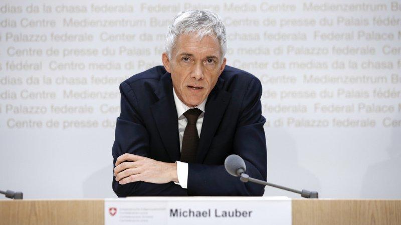 Affaire FIFA: la réélection du procureur général du MPC Michael Lauber reportée en septembre