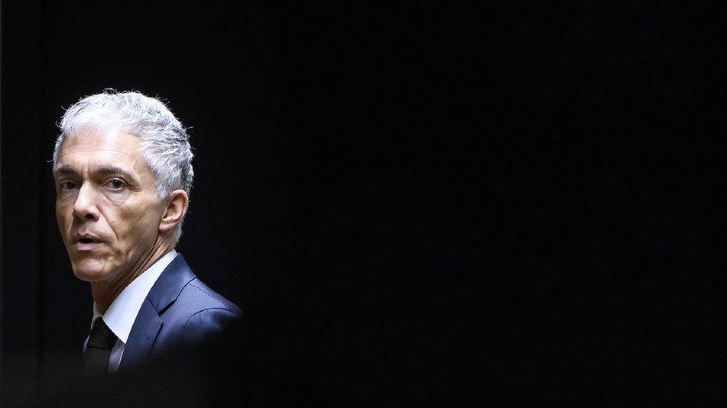 Michael Lauber est sur la sellette après ses entrevues secrètes après le président de la FIFA, Gianni Infantino.