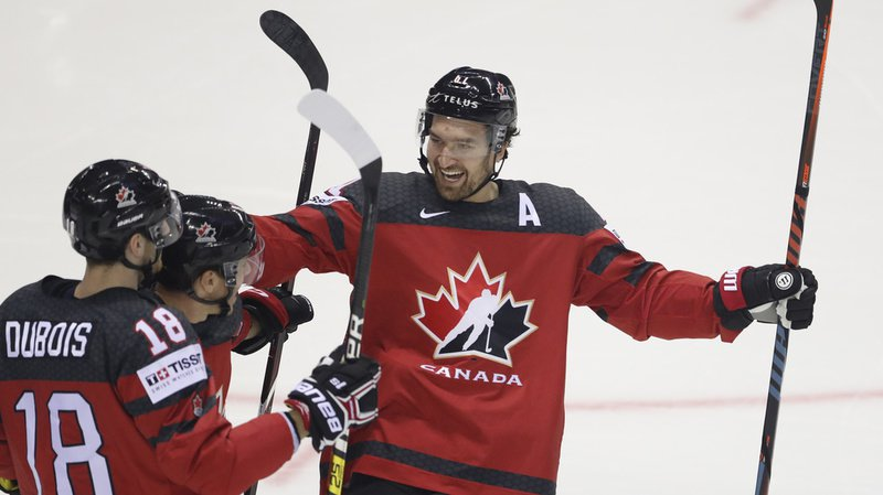 Les Canadiens ont battu les Etats-Unis 3 à 0.