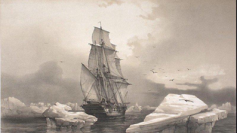 Conférence : Rencontre avec les glaces polaires