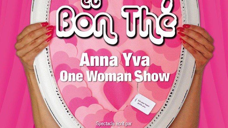 """Anna Yva """"One Woman Show"""""""