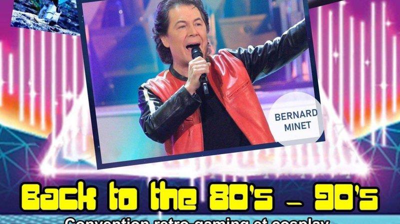 Back to the 80's-90's avec Bernard Minet