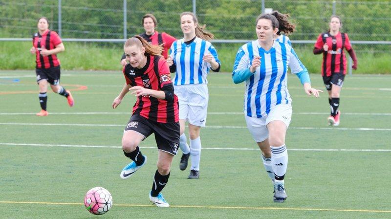 Le foot féminin neuchâtelois reprend vie