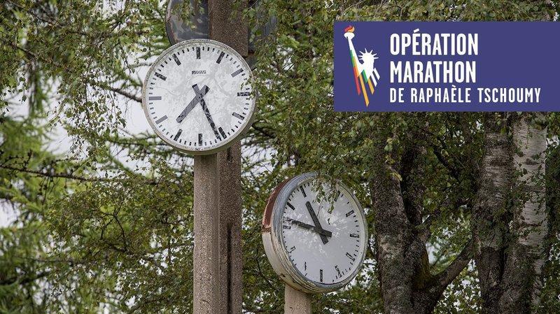 Opération marathon de New York: «Le poids du temps»