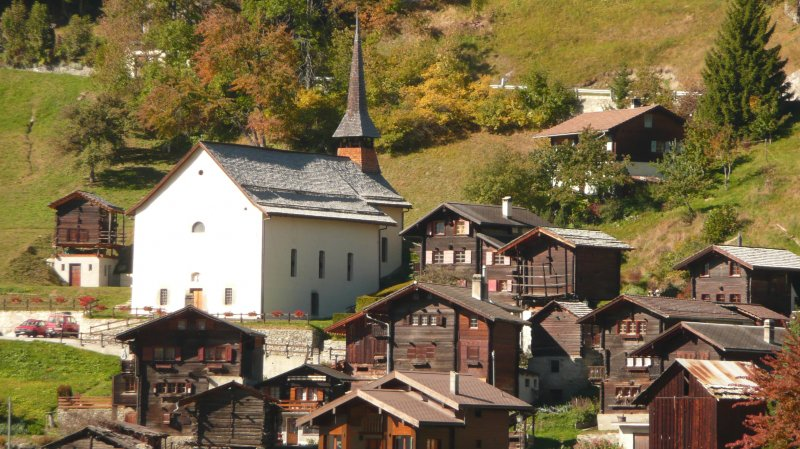 Village Training St-Jean/Grimentz Sportif