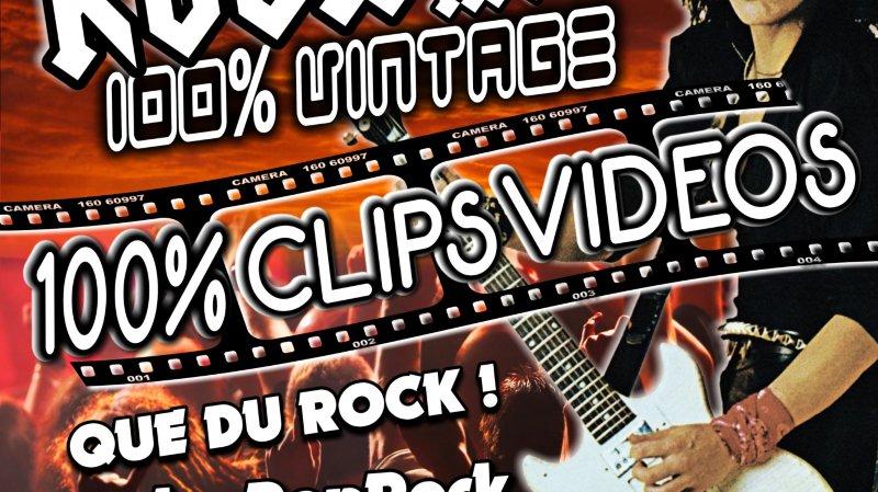 Soirée Rock The Night 100% Vintage clips vidéos