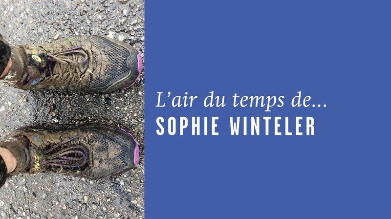 """""""Et j'ai même vu…"""", l'air du temps de Sophie Winteler"""