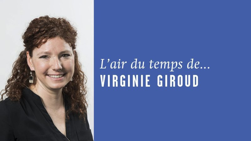 """""""L'égalité? Pas de la tarte"""", l'air du temps de Virginie Giroud"""