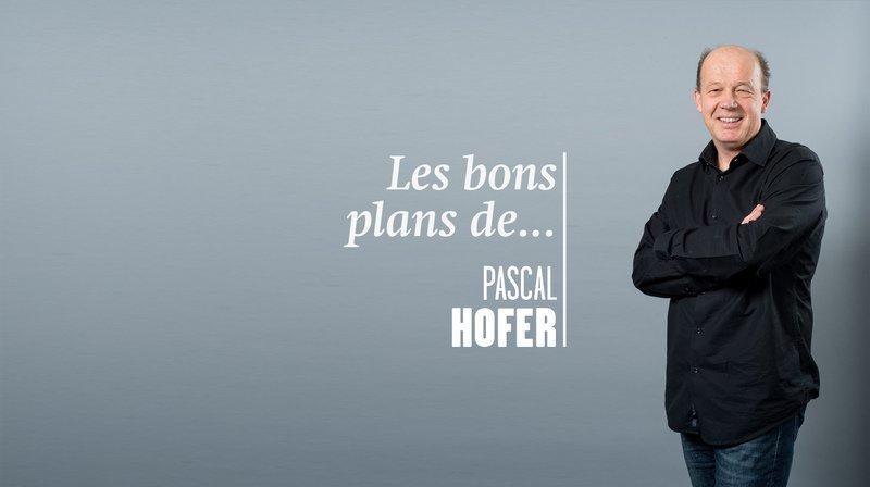 Le Brexit, un mal de dos et un coureur à pied, les bons plans de Pascal Hofer
