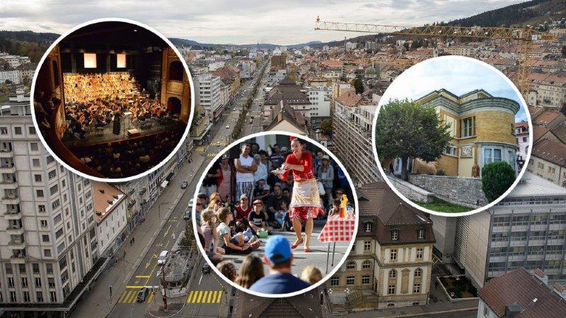 La Chaux-de-Fonds Capitale culturelle suisse: où on est-on?