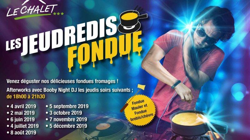 "Jeudredis ""Fondue"""