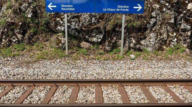 La ligne ferroviaire directe entre Neuchâtel et La Chaux-de-Fonds se concrétisera.