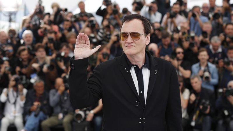 """La Palme d'or 1994 pour """"Pulp Fiction"""" a servi de tremplin au réalisateur Quentin Tarantino."""