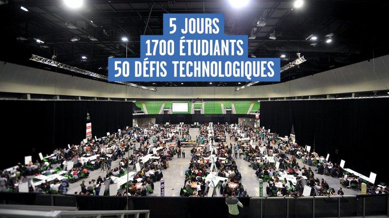 Des Neuchâtelois à Montbéliard pour un challenge d'innovation inédit