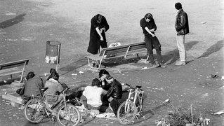 Narcotiques anonymes: des Neuchâtelois retournent sur le Platzspitz, 25 ans après