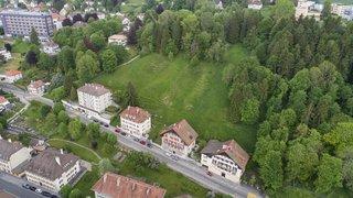 Des arbres seront abattus pour le projet immobilier de l'Argillat, au Locle