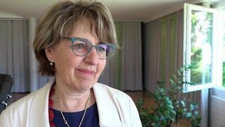 Elisabeth Baume-Schneider est la nouvelle vice-présidente de la CSIAS