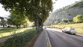 La ville de Bienne veut réduire le trafic motorisé individuel