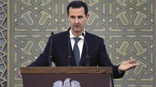 Syrie: Washington soupçonne Damas d'attaque chimique et menace de riposter