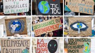 Environnement: grève mondiale pour le climat, où manifester en Suisse romande?
