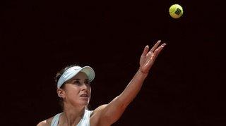 Tennis: Belinda Bencic de retour dans le top 15 de la WTA après sa demi-finale à Madrid
