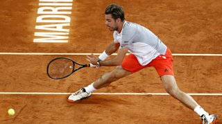 Tennis - Masters 1000 de Madrid: Nadal exécute Wawrinka en 69 minutes