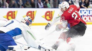 Hockey - Mondiaux 2019: la Suisse remporte son premier match 9-0 contre l'Italie