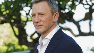 Cinéma: Daniel Craig se blesse sur le plateau du nouveau James Bond