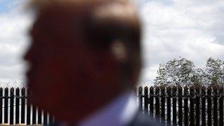 Etats-Unis: payer le mur de Trump avec le budget de la défense? Illégal selon un juge américain