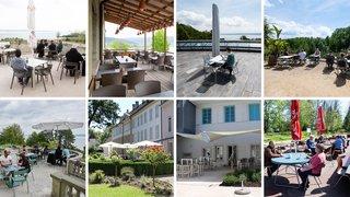 Notre sélection des plus belles terrasses de musées neuchâtelois et biennois