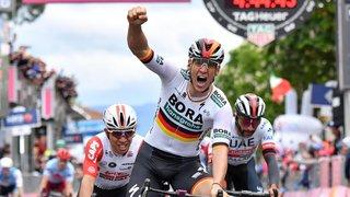Pascal Ackermann fait encore gagner Bora