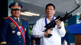 Rodrigo Duterte prend  le contrôle du Sénat