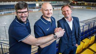 Avec Mikael Kvarnström, un vent de fraîcheur suédois va souffler au HCC