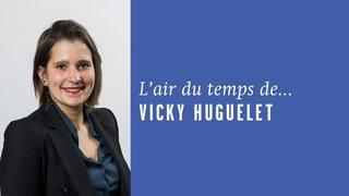 «Neuchâtel, mon amour», l'air du temps de Vicky Huguelet