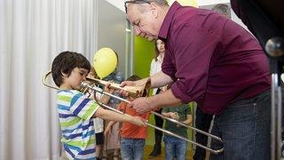 Le Conservatoire de musique de Neuchâtel s'ouvre au public le temps d'un samedi