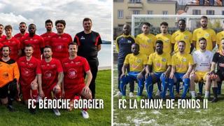 Béroche-Gorgier rejoint La Chaux-de-Fonds II en finale de la Coupe neuchâteloise