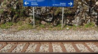Feu vert de la commission du National à la ligne directe entre Neuchâtel et La Chaux-de-Fonds
