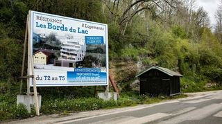 Des résidences chics qui dérangent au bord du Doubs?