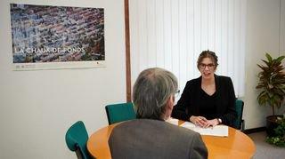 Ville de La Chaux-de-Fonds: portes ouvertes et opération recrutement rapide