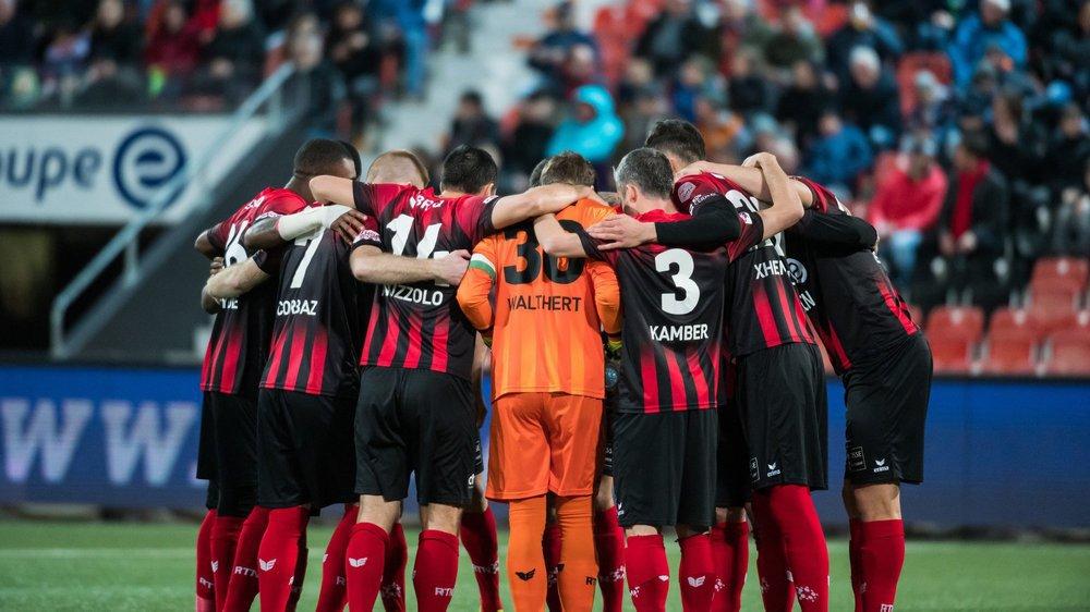 Neuchâtel Xamax reprend l'entraînement ce lundi. Quinze joueurs sont actuellement sous contrat.