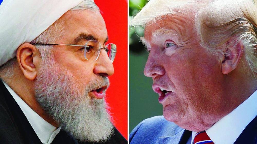 Donald Trump accuse l'Iran de s'en être pris à deux tankers en mer d'Oman. Hassan Rohani nie.