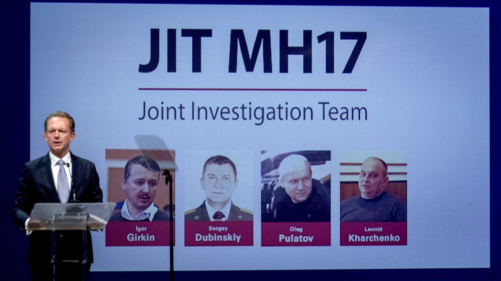Les investigations sur le crash ciblent quatre suspects.