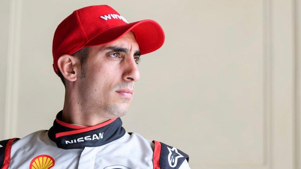 Le pilote vaudois Sébastien Buemi entend confirmer sa progression sur son bolide électrique à Berne.
