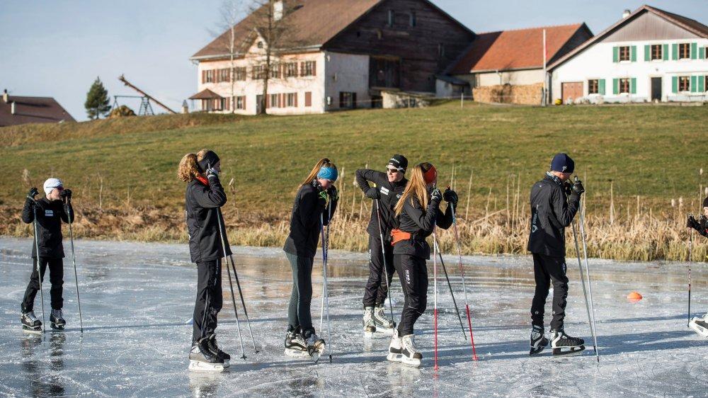 Les jeunes skieurs du Giron jurassien vont pouvoir profiter du label attribué par Swiss Olympic.