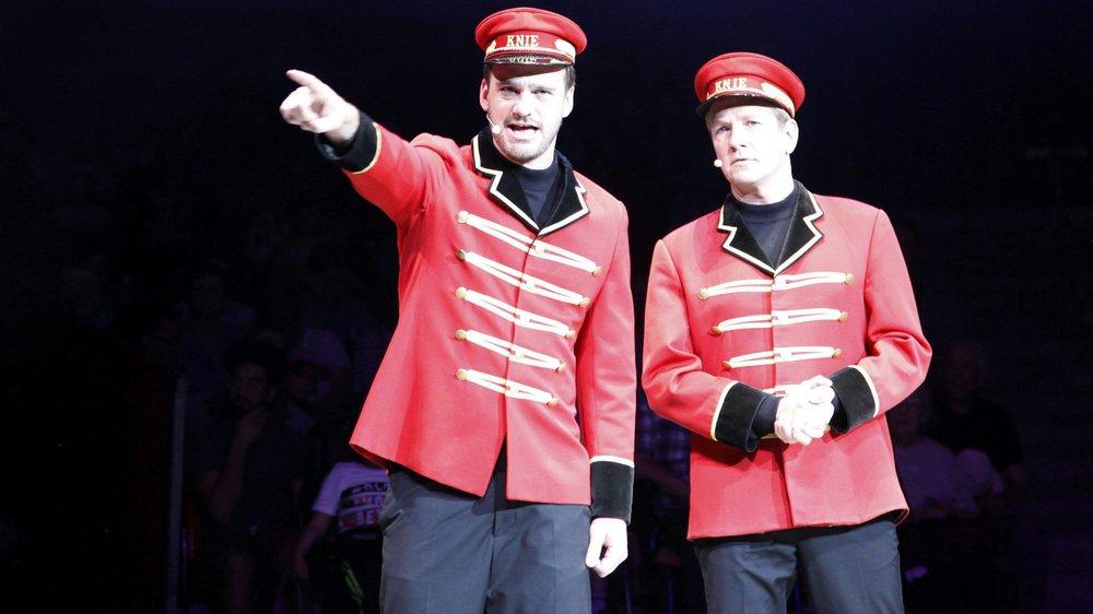 En tout, Vincent Veillon et Vincent Kucholl prendront part à 123 représentations.