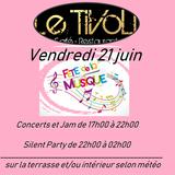 Fête de la musique au Tivoli